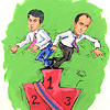 Decision 2003: Kocharyan Faces Demirchyan in Run-Off