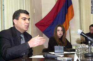 Aram Sarksyan reported the most:  $352,650