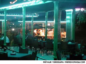 Seasons Cafe Yerevan Menu