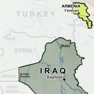 War in the Neighborhood: Ministry of Foreign Affairs officer discusses Iraq-Armenia-US relations